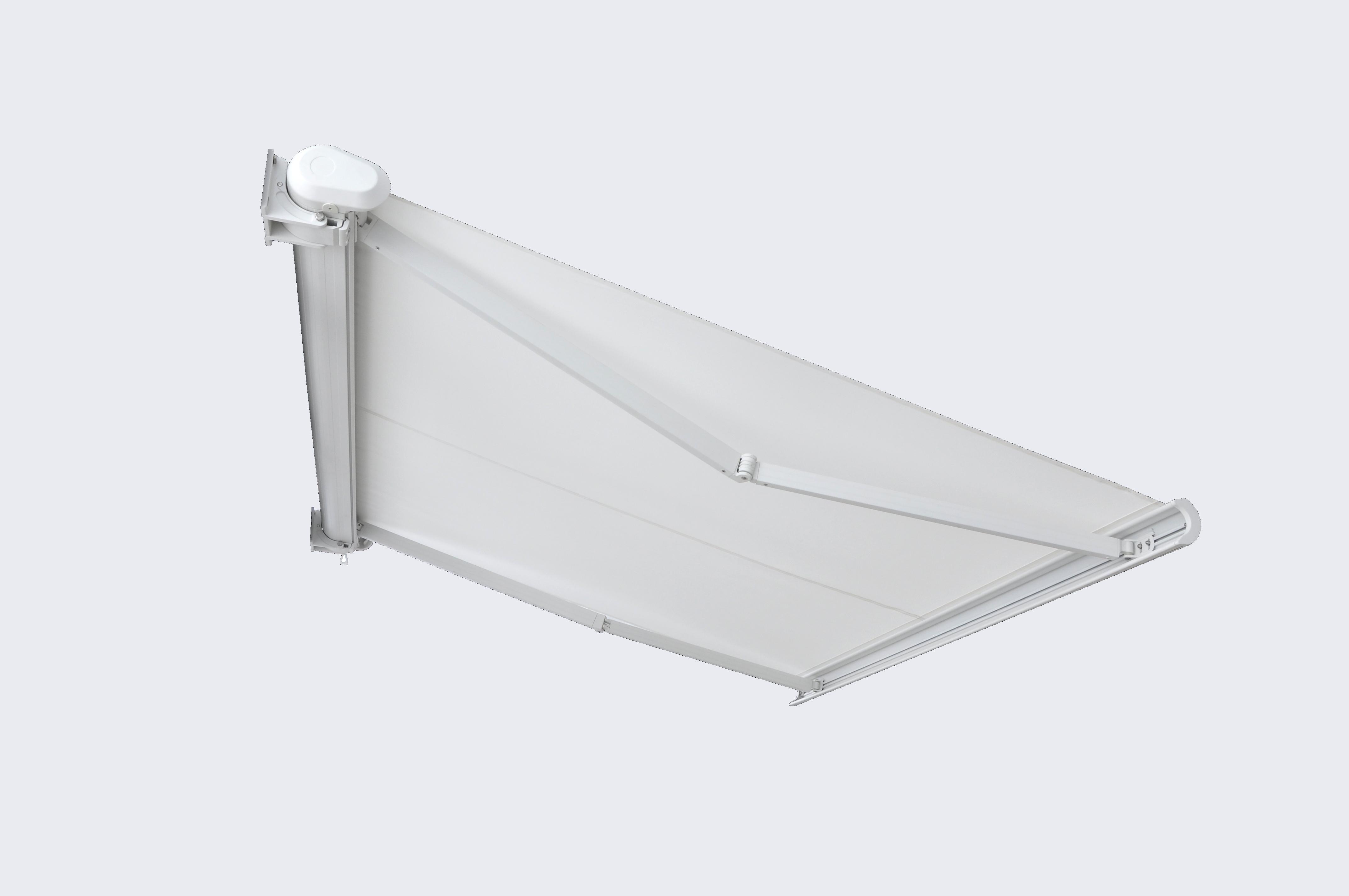 markise 5 5 3m elektronische vollkassettenmarkise terrasse sp1304 mit 2 farbe ebay. Black Bedroom Furniture Sets. Home Design Ideas