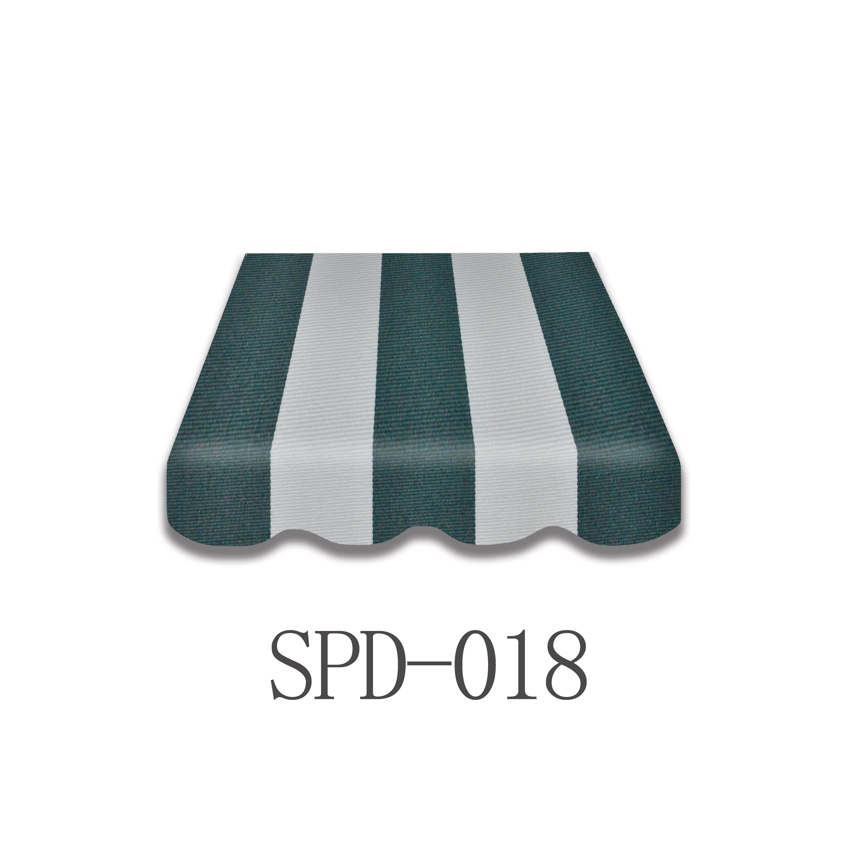 markisenstoff markisenbespannung ersatzstoff nur volant 3m spd018 fertig gen ht ebay. Black Bedroom Furniture Sets. Home Design Ideas