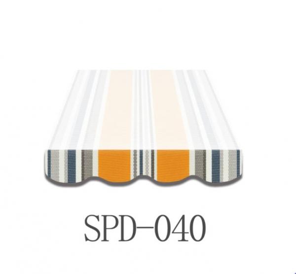 4,5 Meter MArkisenbespanung nur Volant SPD-040
