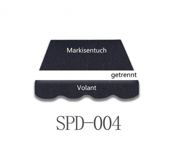 4 x 3m Markisentuch SPD004