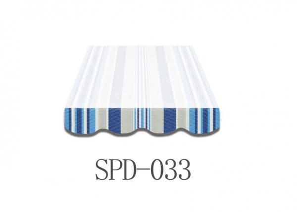 4,5 Meter Markisenbespanung nur Volant SPD-033