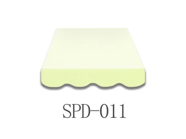 3 Meter Markisenbespannung nur Volant SPD-011