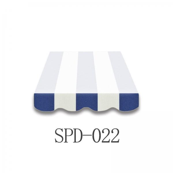 3 Meter Markisenbespannung nur Volant SPD-022