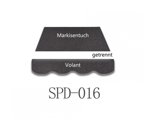 4 x 3m Markisentuch SPD016