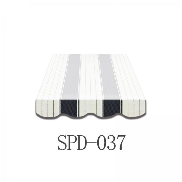 3 Meter Markisenbespannung nur Volant SPD-037