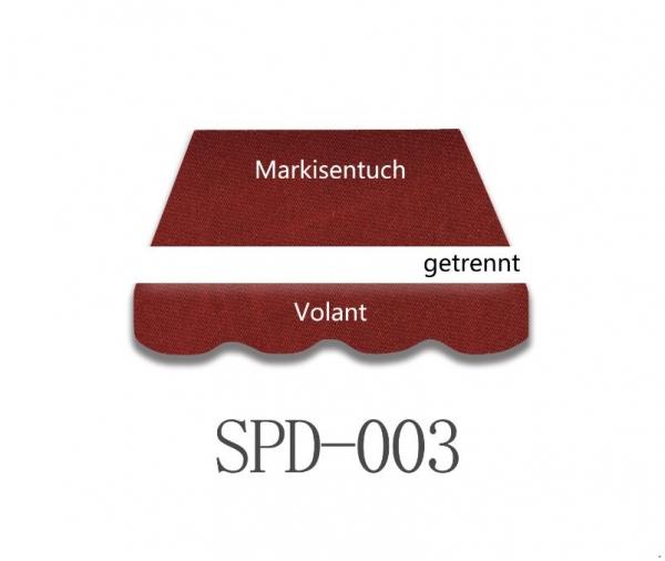 5,5 x 3m Markisentuch SPD003
