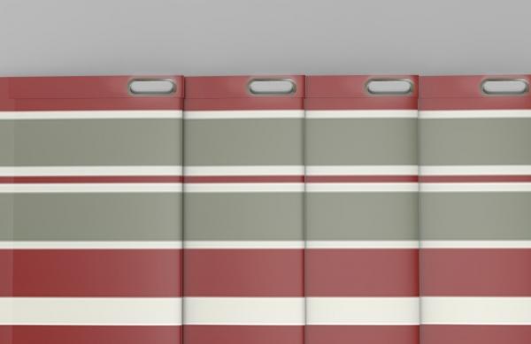 Windschutz Qualität Balkonstoff Balkonsichtschutz 90x300cm SPD036
