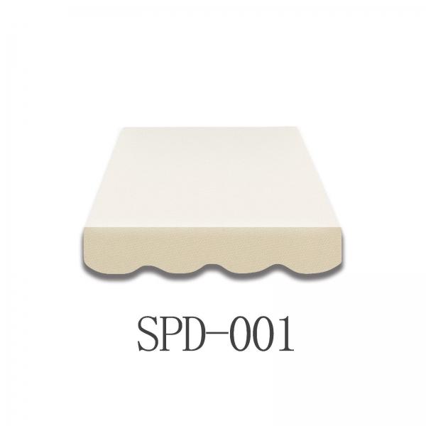 4 Meter Markisenbespannung NUR VOLANT SPD001