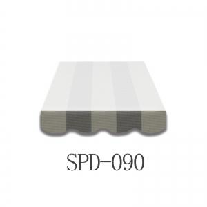 3,5 Meter Markisenbespannung nur Volant SPD-090