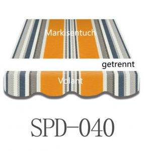 3,5 x 3m Markisentuch SPD040