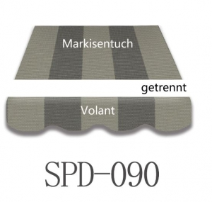 4,5 x 3m Markisentuch SPD090