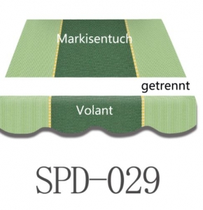 3 x 2,5m Markisentuch SPD029