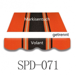 3 x 2,5m Markisentuch SPD071