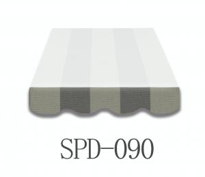 4,5 Meter Markisenbespanung nur Volant SPD-090