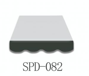 5 Meter Markisenbespannung nur Volant SPD-082