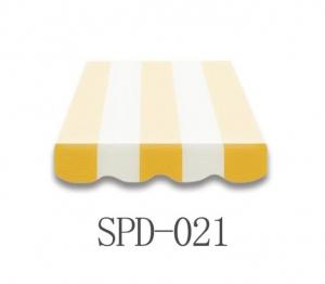 5 Meter Markisenbespannung nur Volant SPD-021