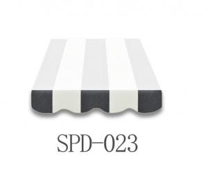 5,5 Meter Markisenbespannung nur Volant SPD-023