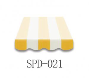 6 Meter Markisenbespannung nur Volant SPD-021