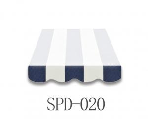 6 Meter Markisenbespannung nur Volant SPD-020