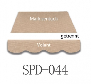 4 x 3m Markisentuch SPD044
