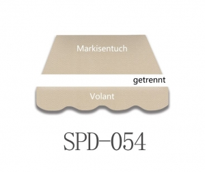 4 x 3m Markisentuch SPD054
