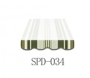 4 Meter Markisenbespannung nur Volant SPD-034