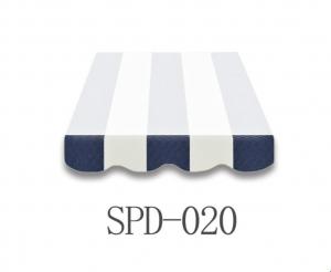 5 Meter Markisenbespannung nur Volant SPD-020