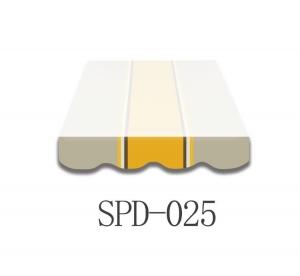 5 Meter Markisenbespannung nur Volant SPD-025