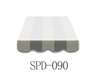 5 Meter Markisenbespannung nur Volant SPD-090