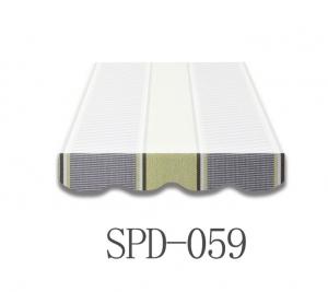 3,5 Meter Markisenbespannung nur Volant SPD-059