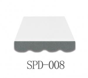 3,5 Meter Markisenbespannung nur Volant SPD-008