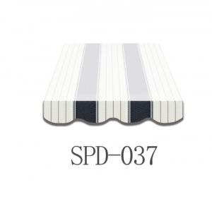 3,5 Meter Markisenbespannung nur Volant SPD-037