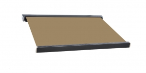 4,5x3m elektrische Kassettenmarkise Vollkassettenmarkise Terrasse SP1310EM SPD006