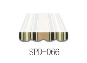 3,5 Meter Markisenbespannung nur Volant SPD-066