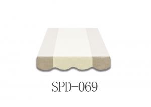 3,5 Meter Markisenbespannung nur Volant SPD-069