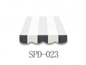 3,5 Meter Markisenbespannung nur Volant SPD-023