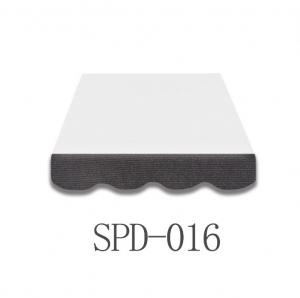 4 Meter Markisenbespannung nur Volant SPD-016