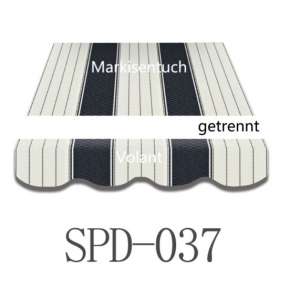 3,5 x 3m Markisentuch SPD037