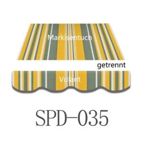 3,5 x 2 m Markisentuch SPD035
