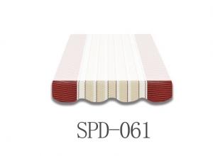 3 Meter Markisenbespannung nur Volant SPD-061