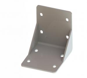 Deckenhalterung für Kasstenmarkisen Adapter zur Deckenmontage SPP061 Weiß
