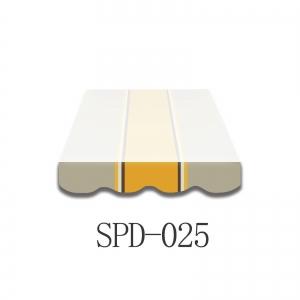 3 Meter Markisenbespannung nur Volant SPD-025