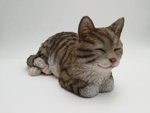 Süße Katze (B / T / H) 31 x 18 x 15 cm