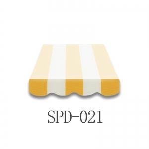 3 Meter Markisenbespannung nur Volant SPD-021