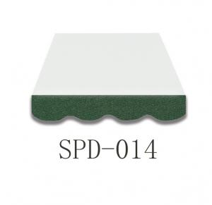5 Meter Markisenbespannung nur Volant SPD-014