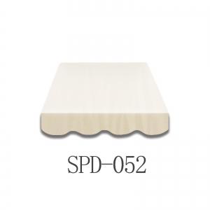 3 Meter Markisenbespannung nur Volant SPD-052