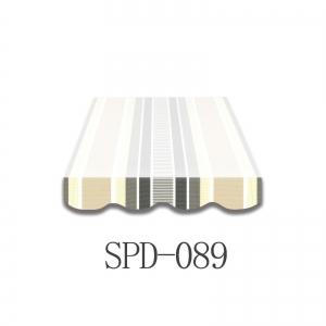 4 Meter Markisenbespannung nur Volant SPD-089