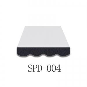 4 Meter Markisenbespannung nur Volant SPD-004