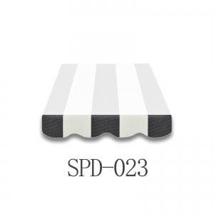 4 Meter Markisenbespannung nur Volant SPD-023